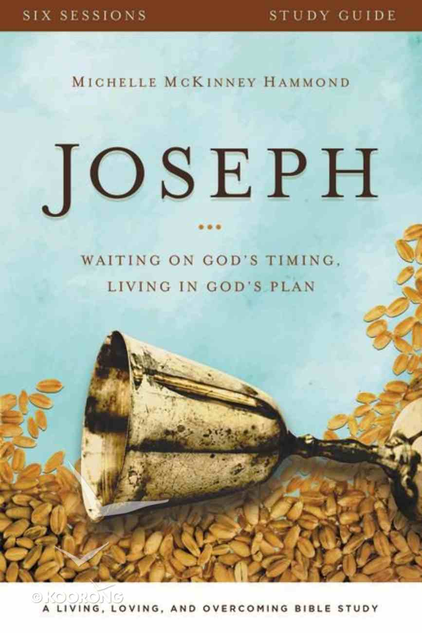 Joseph (Study Guide With Dvd) Paperback
