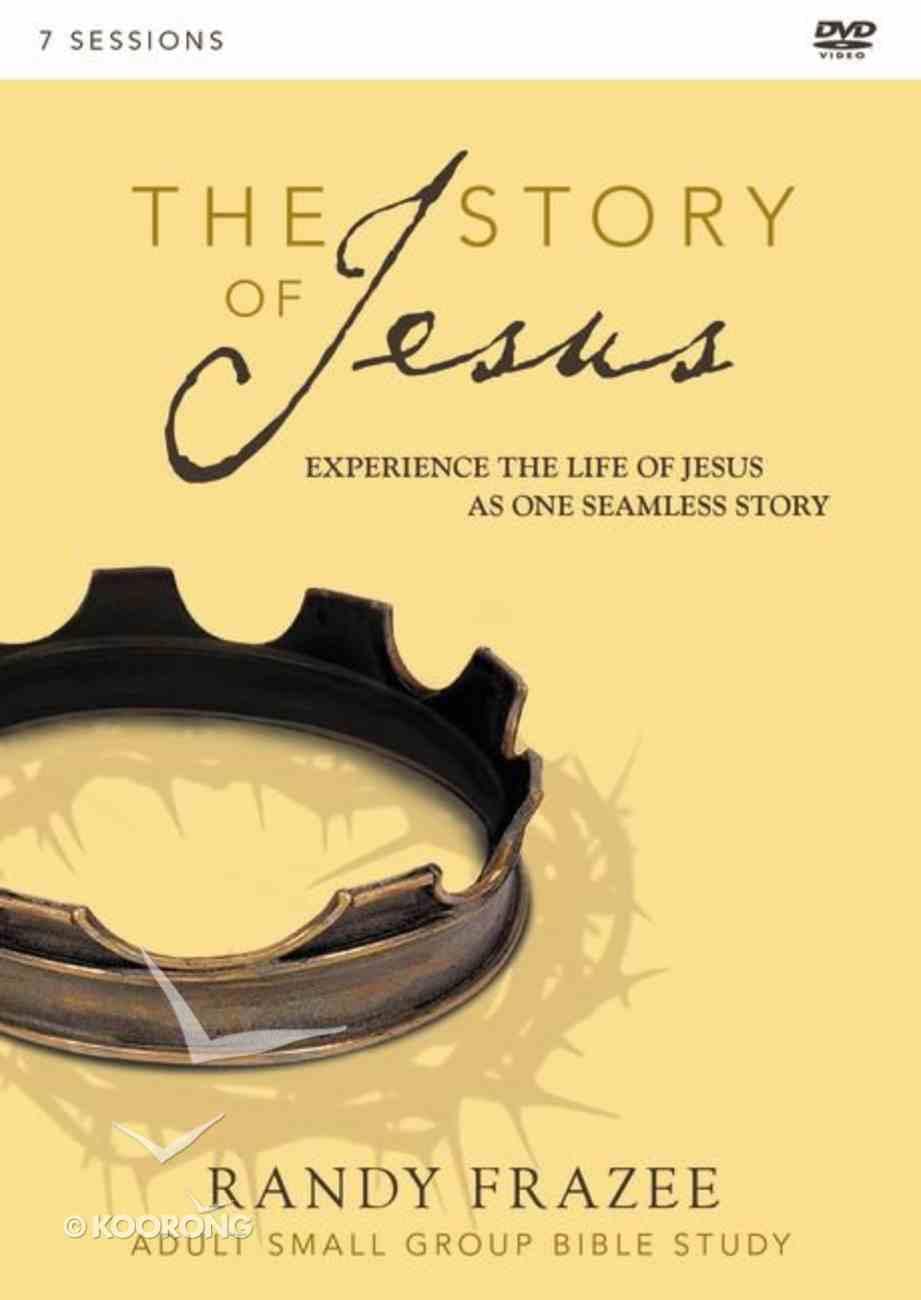 The Story of Jesus (DVD Study) (The Story Of Jesus Series) DVD