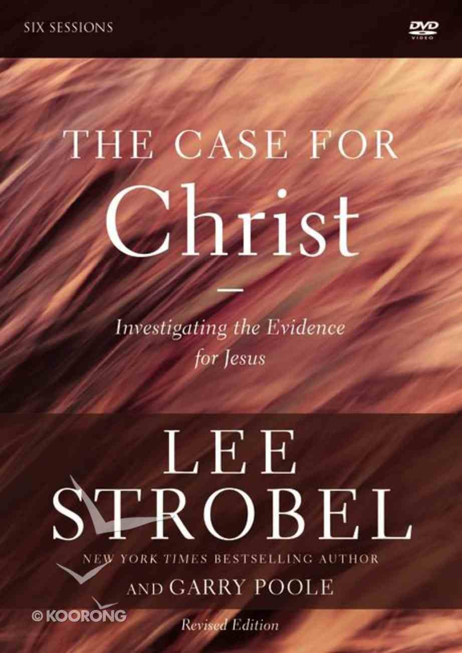 Case For Christ, the (Revised) (Dvd Study) DVD