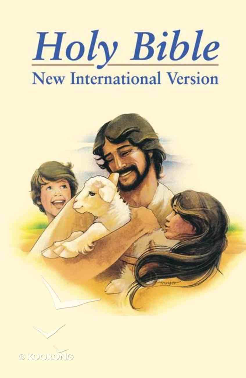 NIV Children's Illustrated Holy Bible Hardback