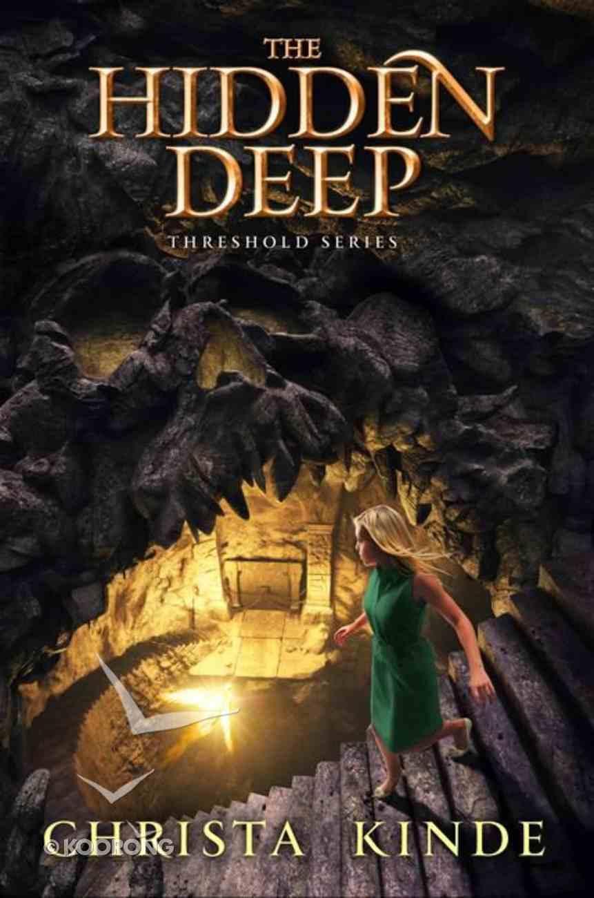 The Hidden Deep (#02 in The Threshold Series) Hardback