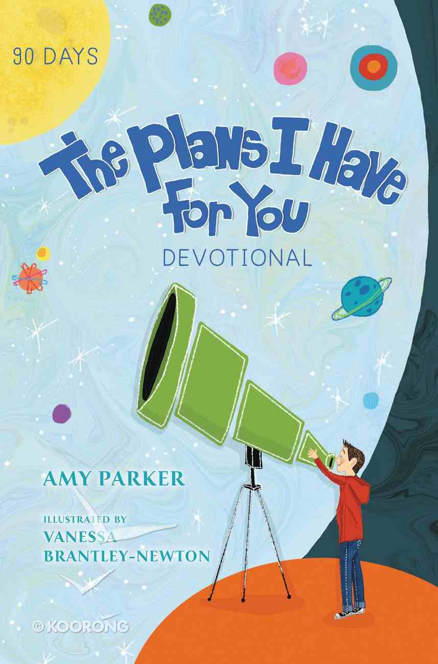The Plans I Have For You Devotional Hardback