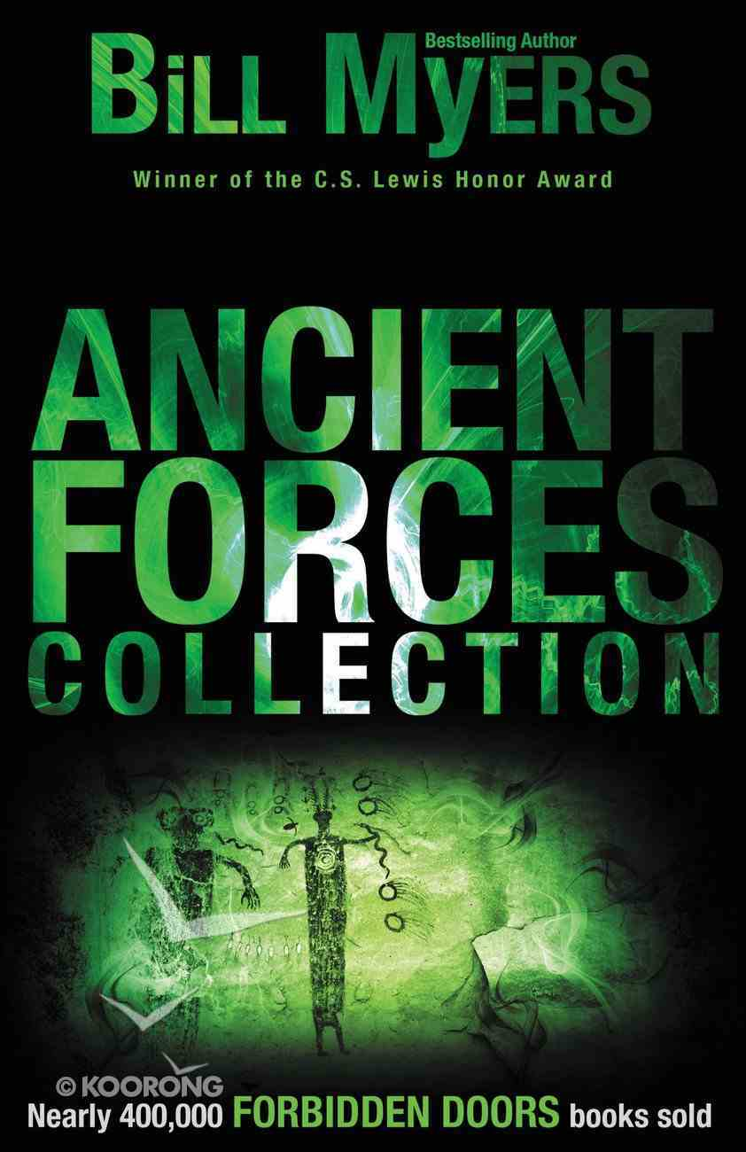 Ancient Forces Collection (#04 in Forbidden Doors Collection Series) Paperback