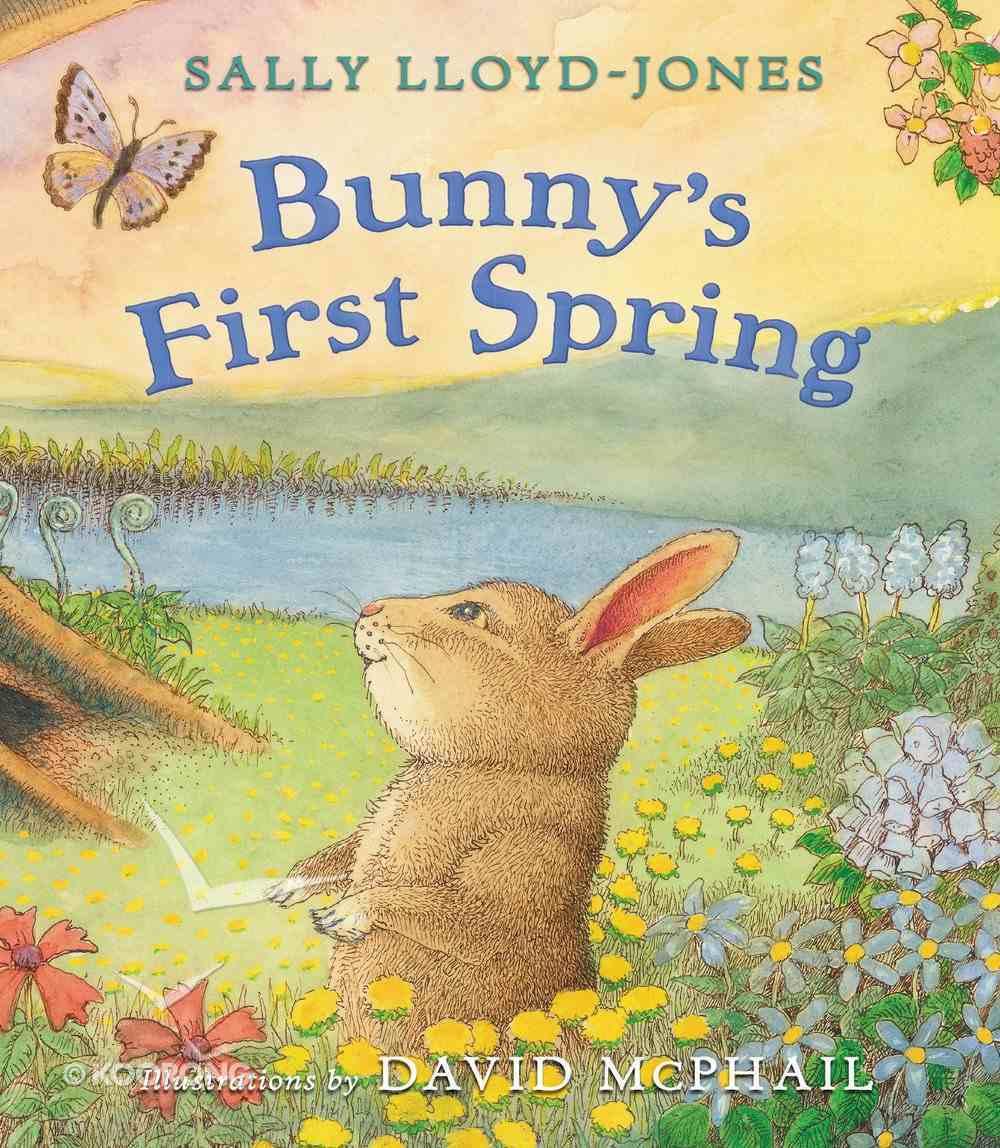Bunny's First Spring Hardback
