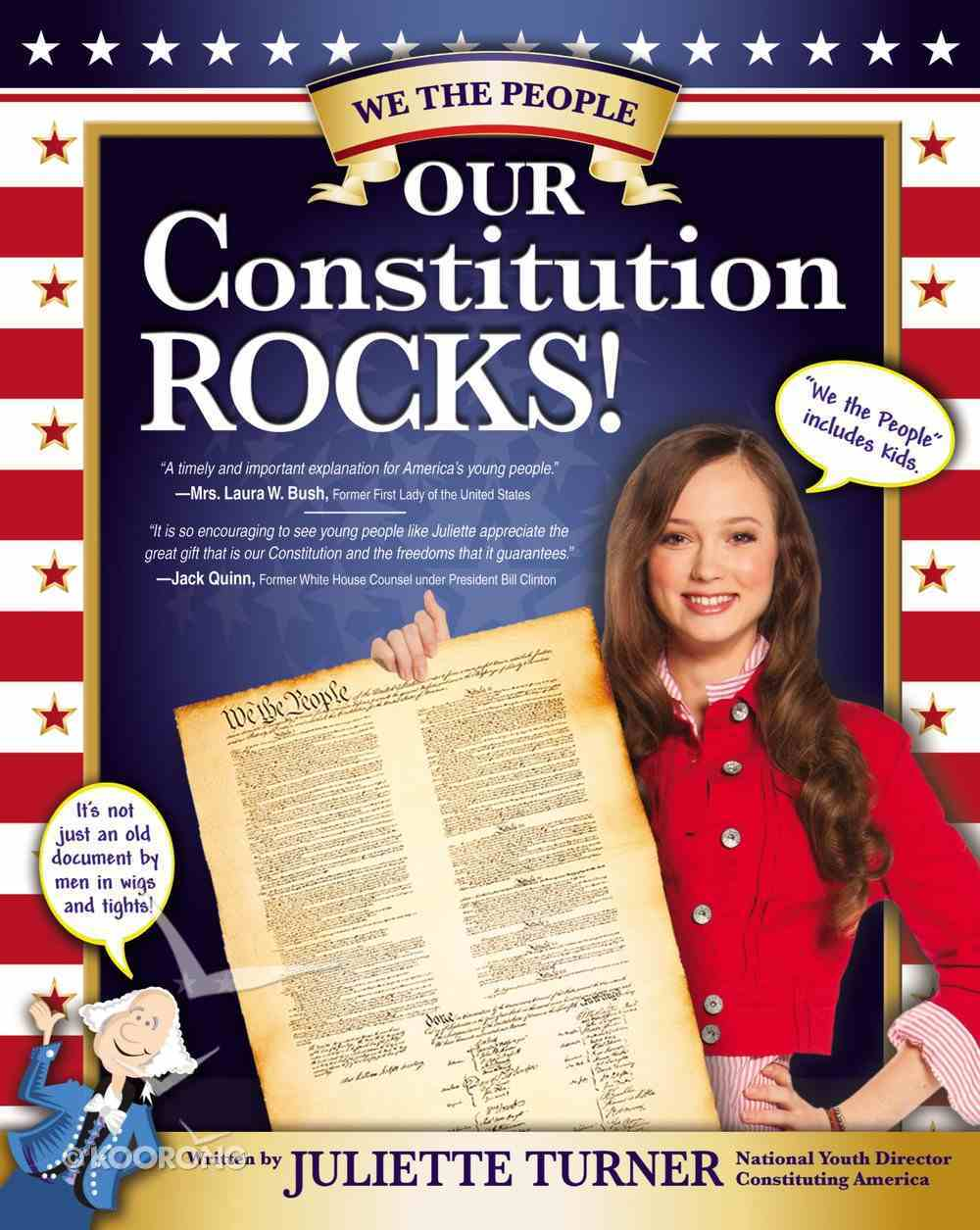 Our Constitution Rocks Paperback