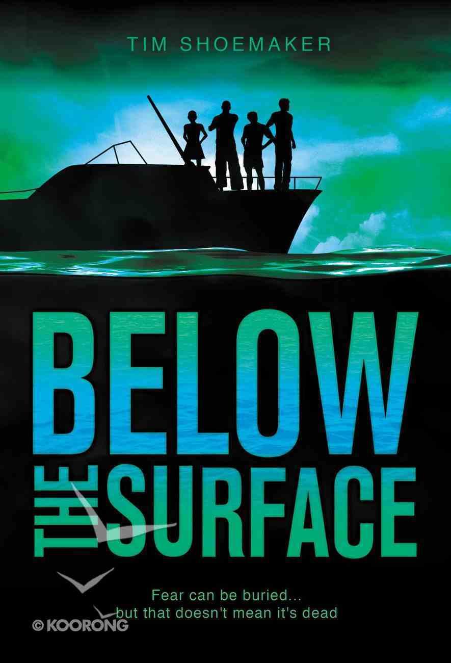 Below the Surface (#03 in Code Of Silence Series) Hardback