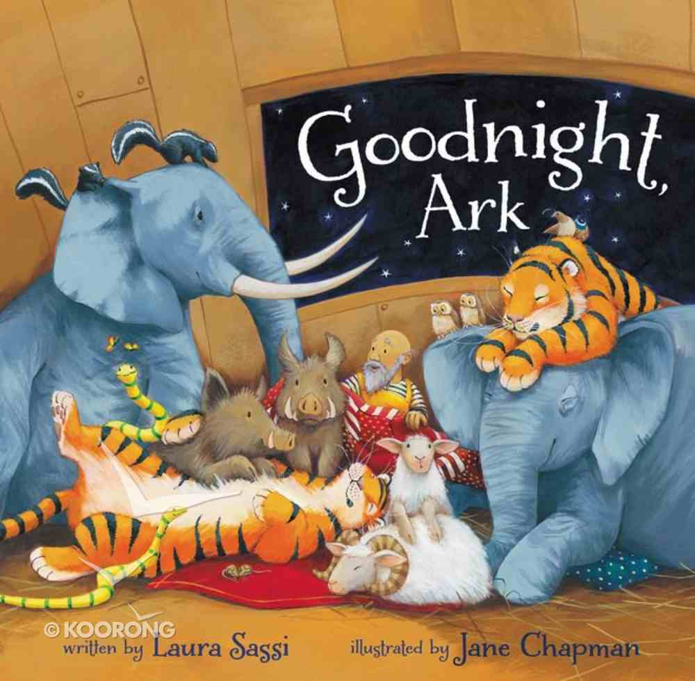 Goodnight, Ark Hardback