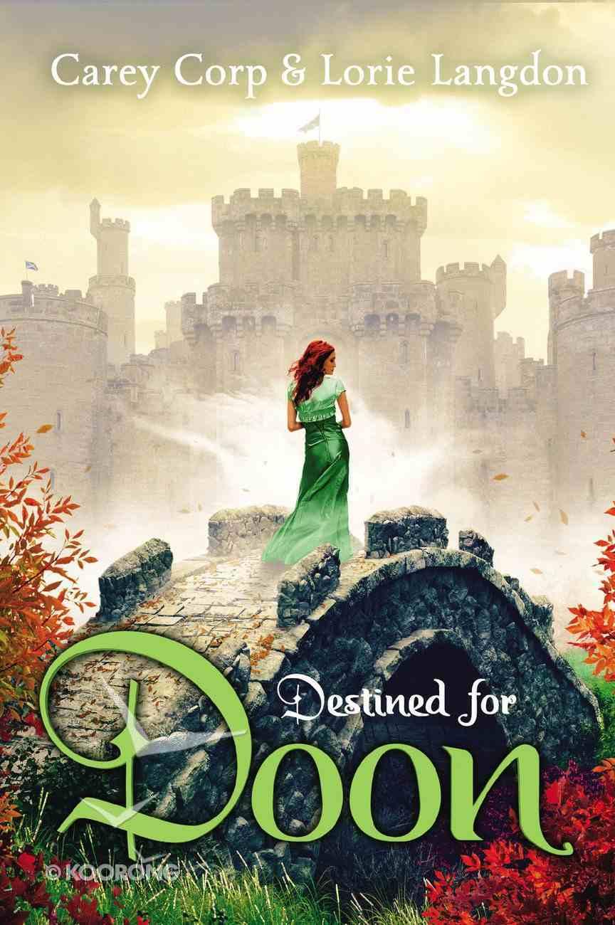 Destined For Doon (#02 in Doon Novel Series) Paperback