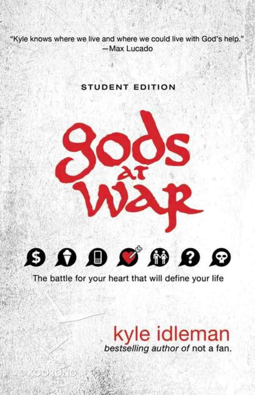 Gods At War (Student Edition) Paperback