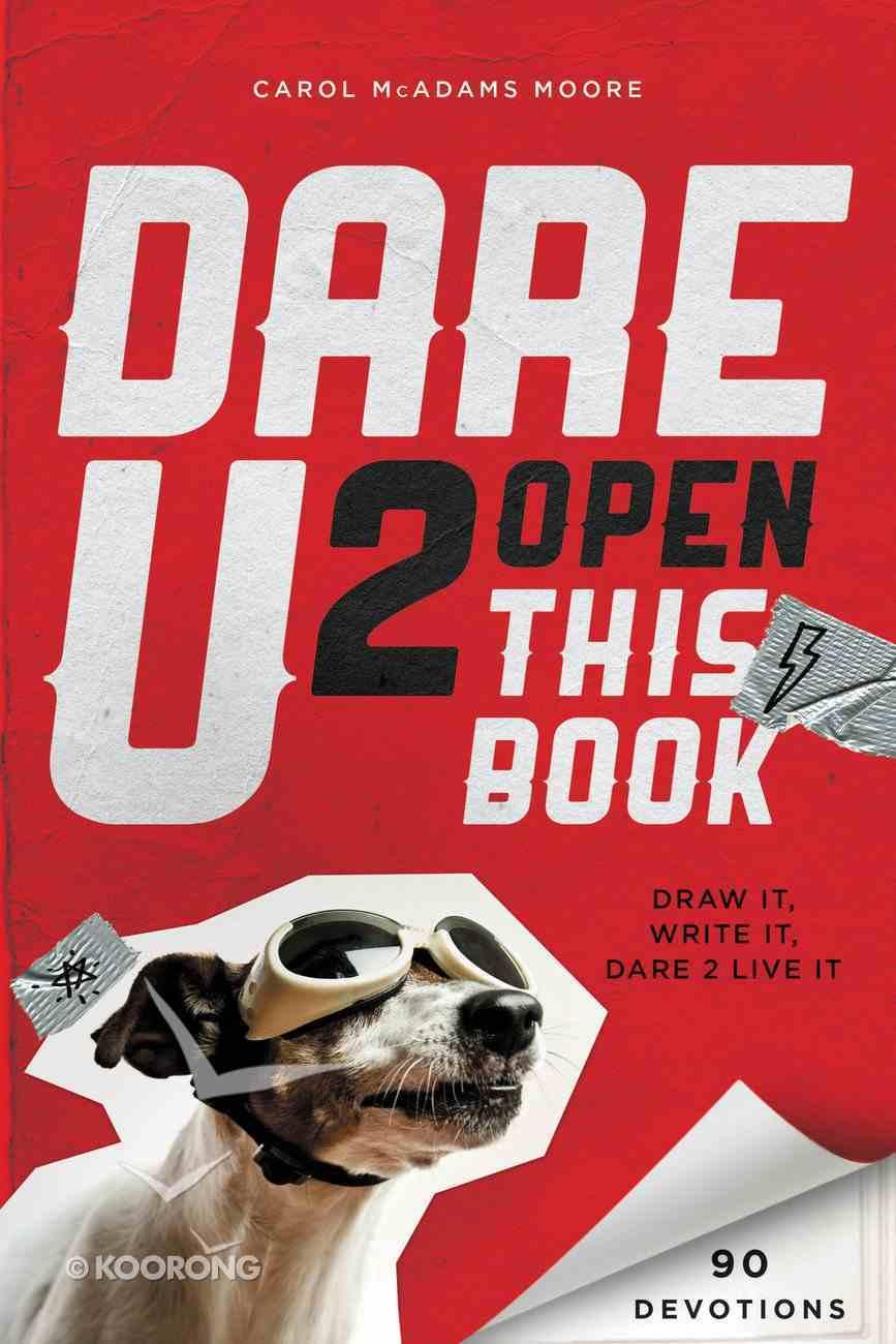 Dare U 2 Open This Book (Guys) Paperback