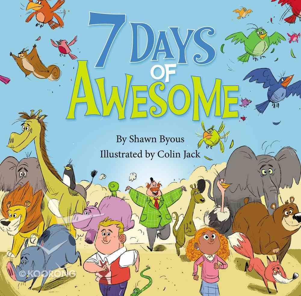 7 Days of Awesome Hardback