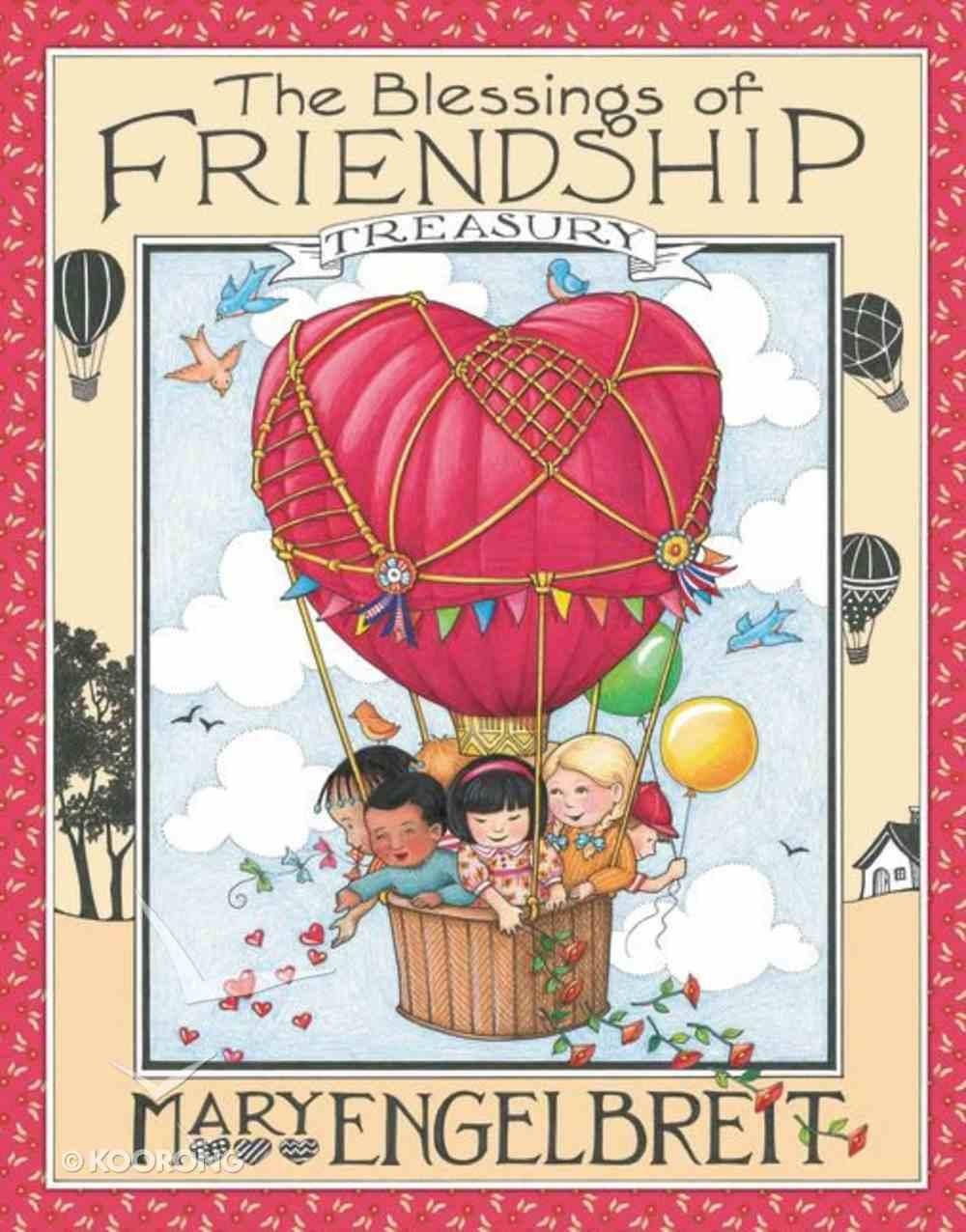 The Blessings of Friendship Treasury Hardback