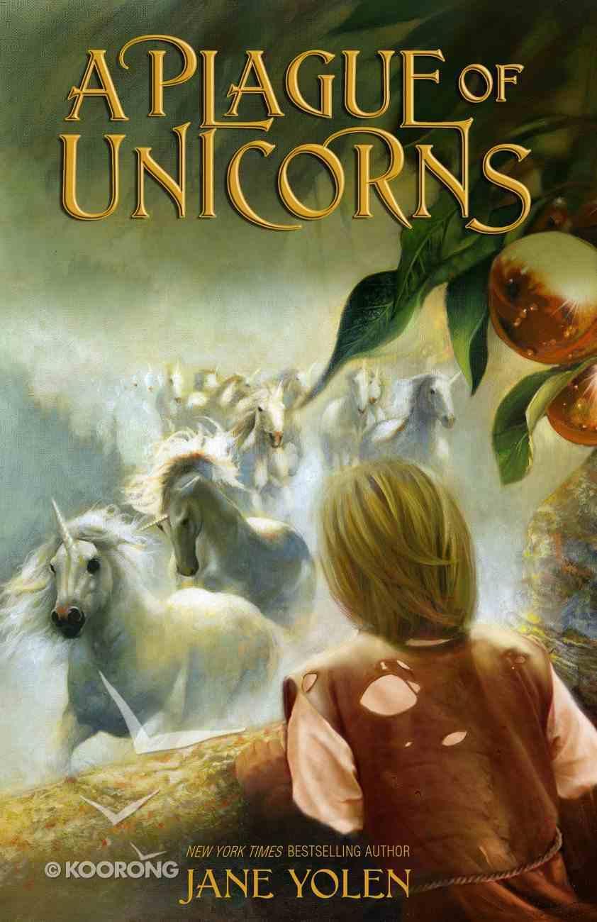 A Plague of Unicorns Hardback