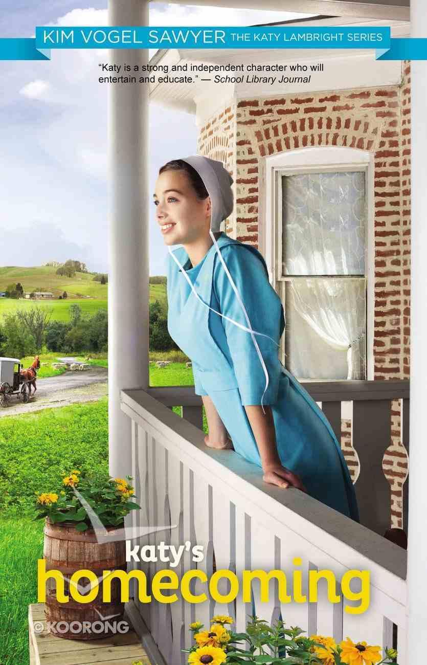 Katy Lambright #03: Katy's Homecoming (#03 in The Katy's Lambright Series) Paperback