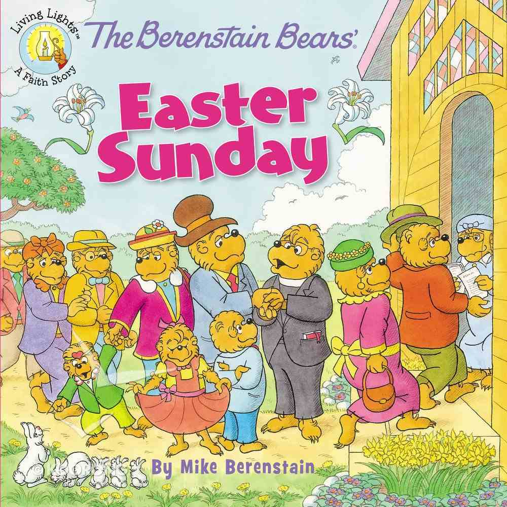 Easter Sunday (The Berenstain Bears Series) Paperback