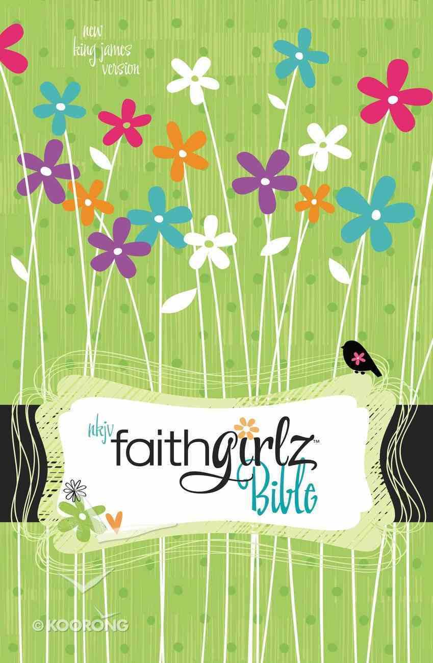 NKJV Faithgirlz Bible (Black Letter Edition) (Faithgirlz! Series) Hardback