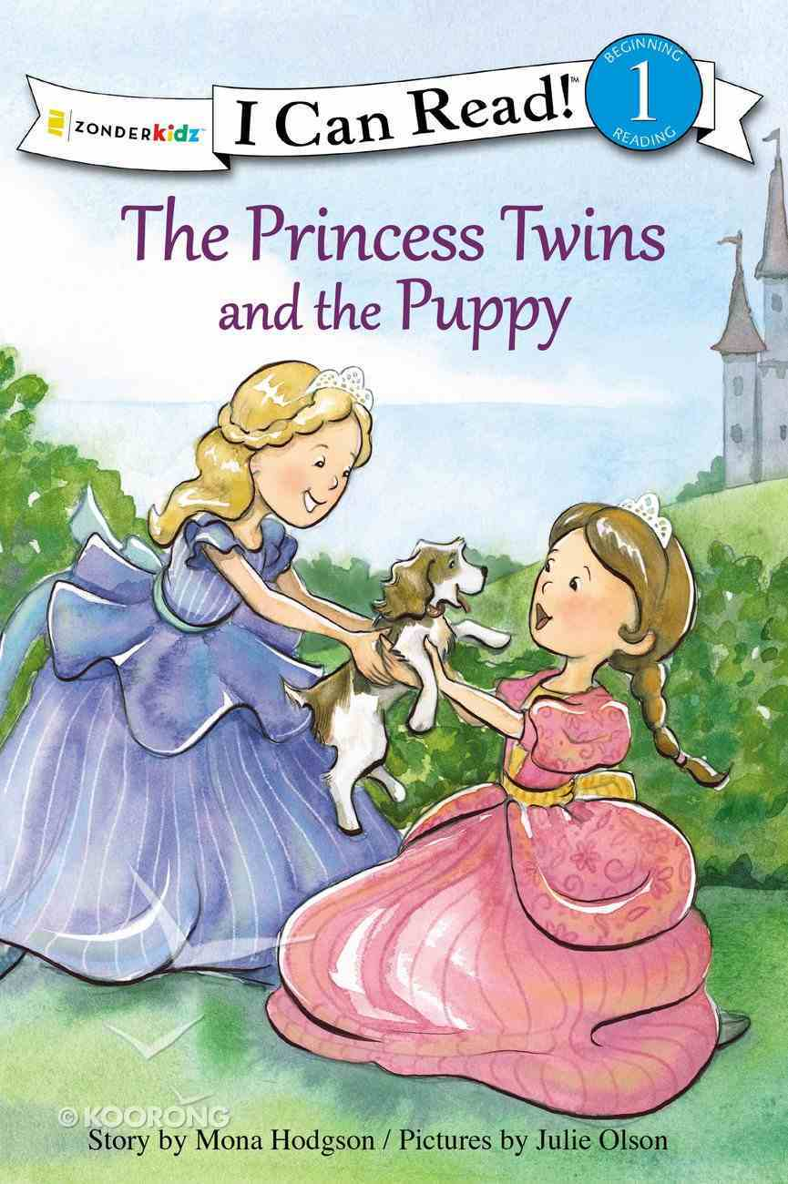 Princess Twins and the Puppy (I Can Read!1/princess Twins Series) Hardback