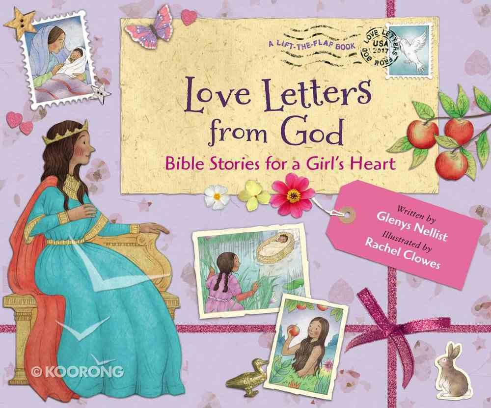 Love Letters From God Hardback