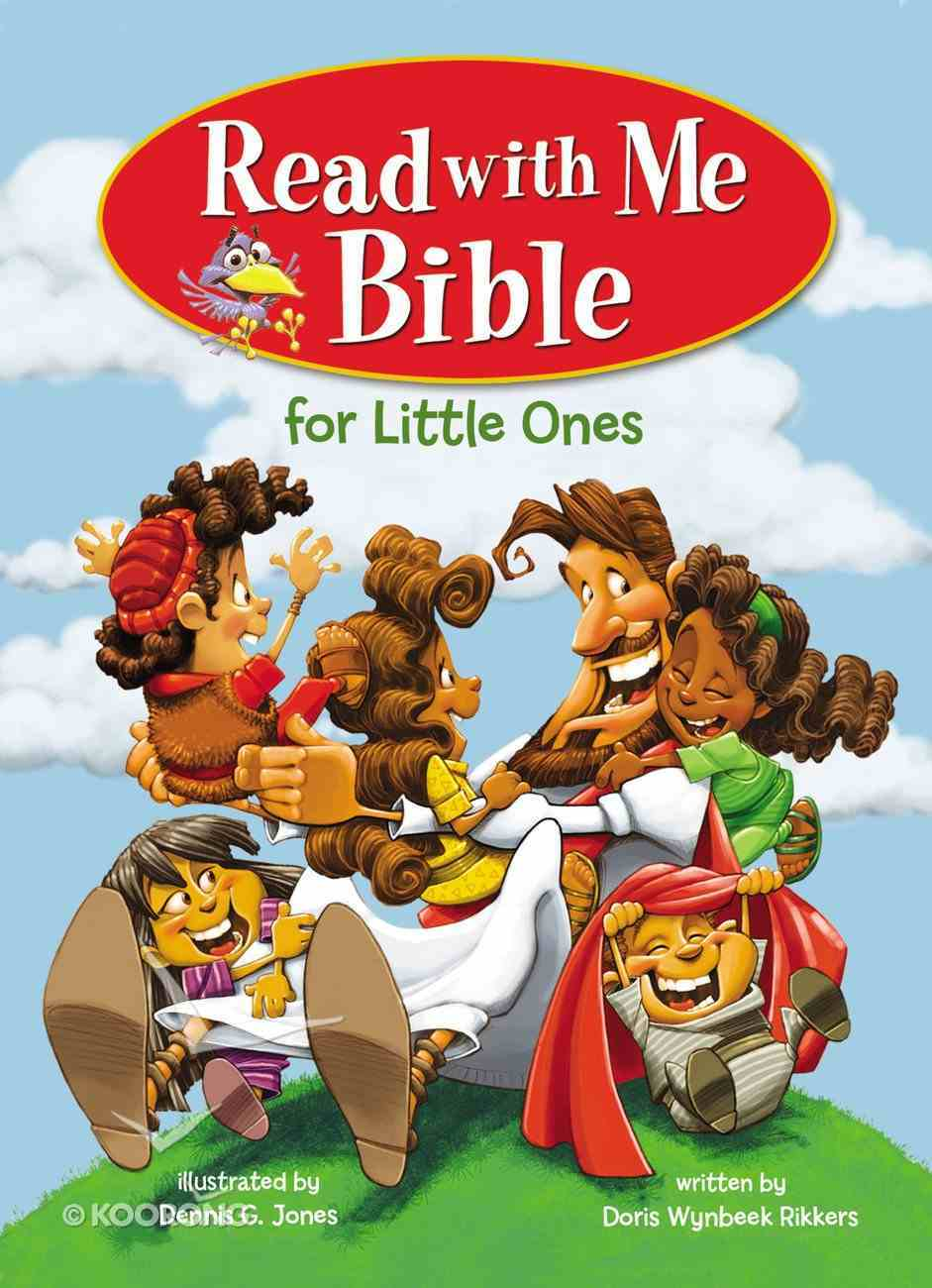 Read With Me Bible For Little Ones Board Book