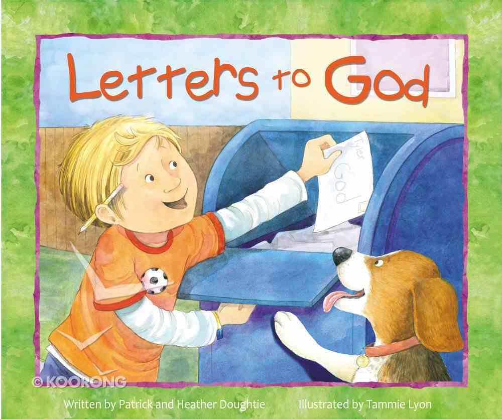 Letters to God Hardback
