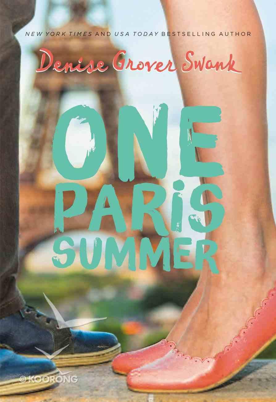 One Paris Summer Paperback