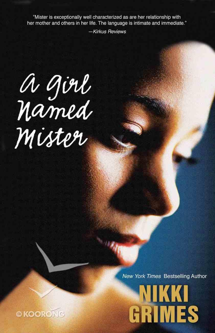 A Girl Named Mister Paperback