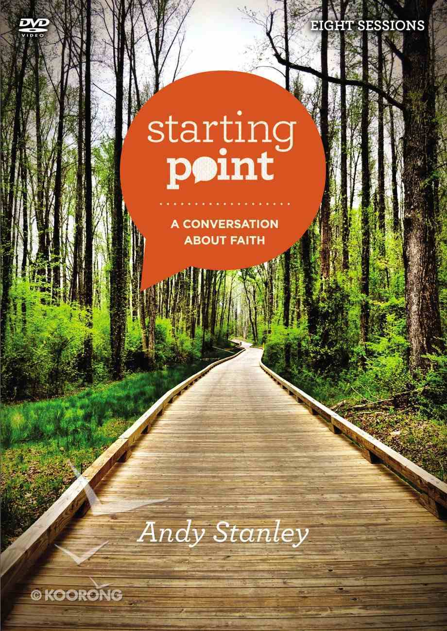 Starting Point (A Dvd Study) DVD