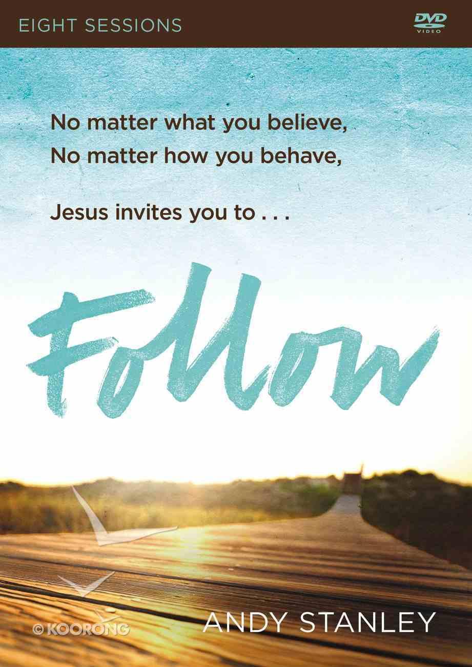 Follow: A DVD Study DVD