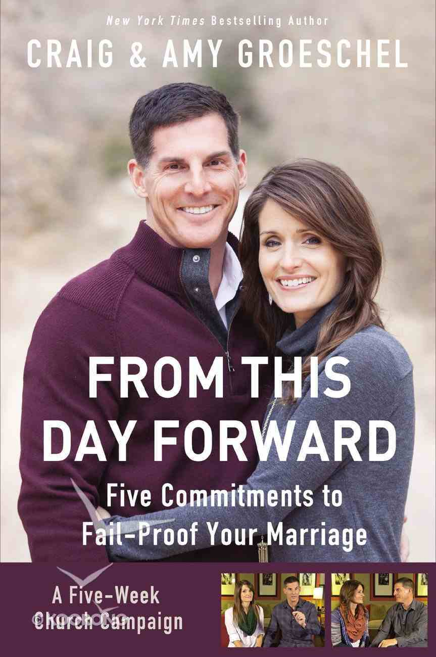 From This Day Forward (Curriculum Kit) Pack