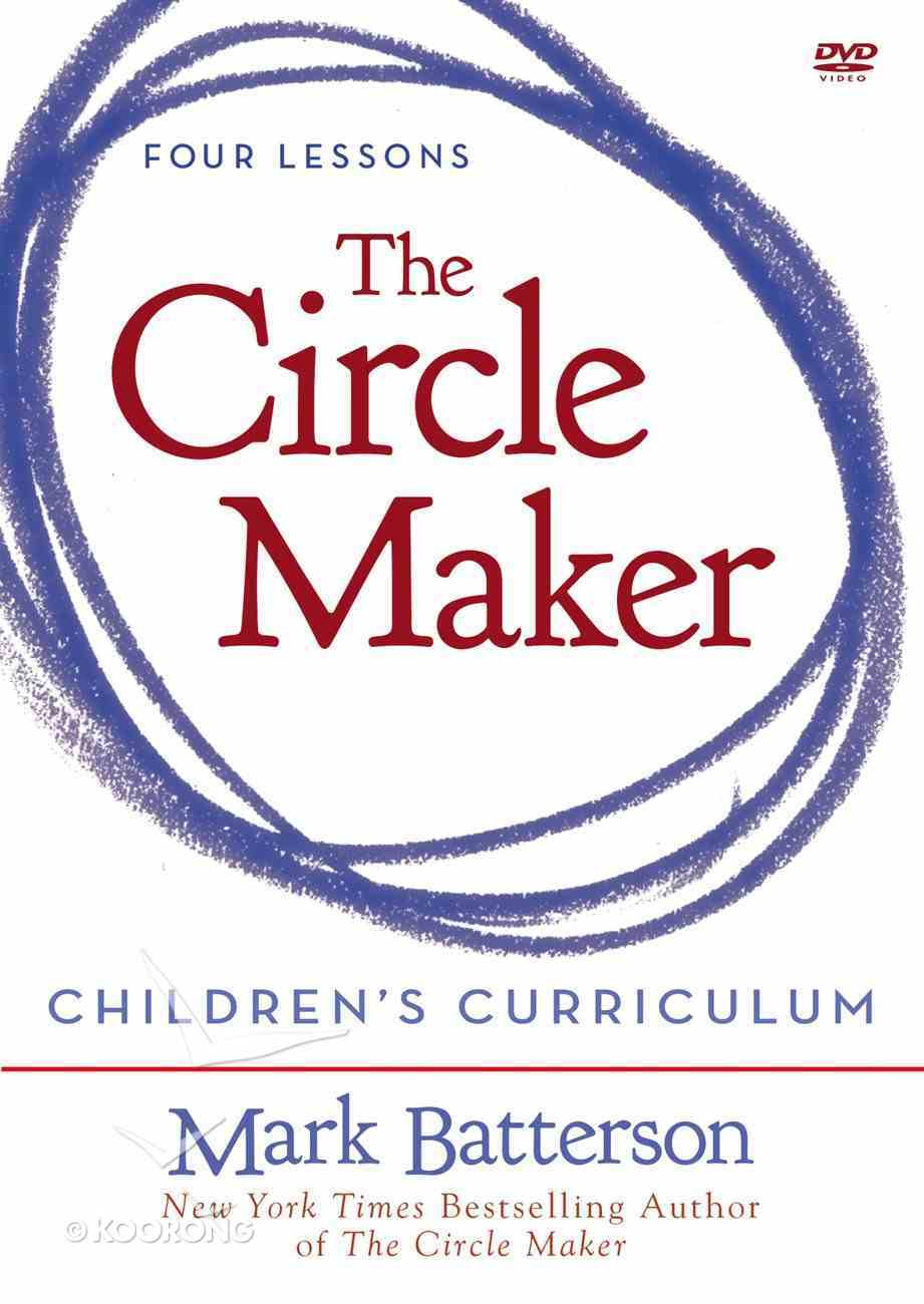 The Circle Maker (Children's Curriculum) DVD