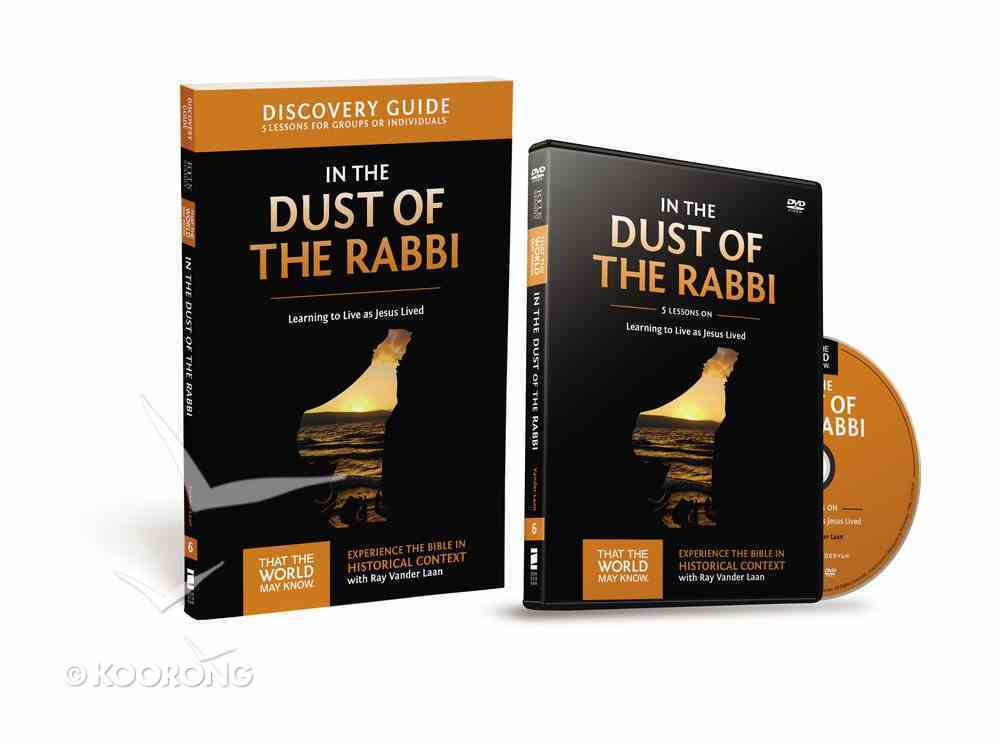 In the Dust of the Rabbi (Discovery Guide With DVD) (#06 in That The World May Know Series) Pack