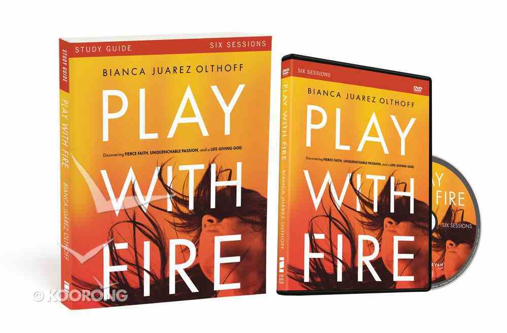 Play With Fire (Study Guide With Dvd) Pack