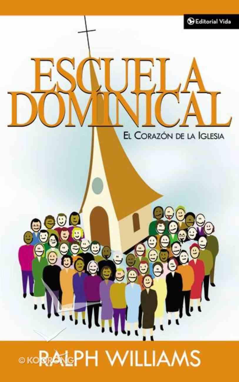 Escuela Dominical Paperback