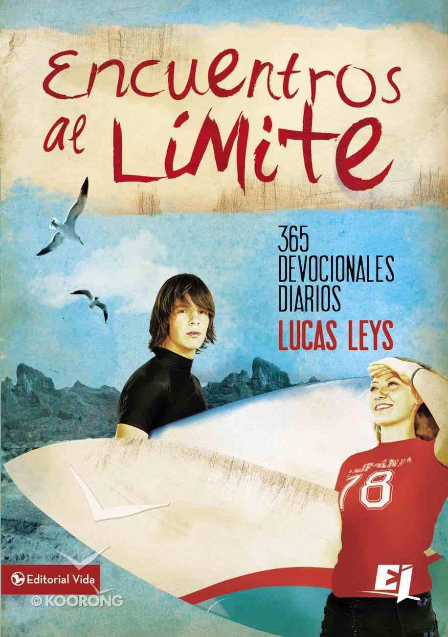 Encuentros Al Limite (Encounters To The Limit) Paperback
