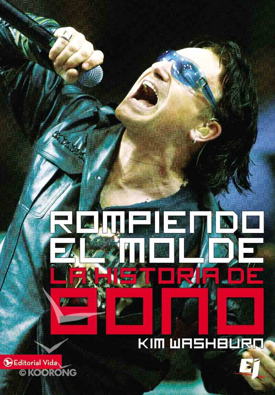 Rompiendo El Molde (Breaking Through By Grace) Paperback
