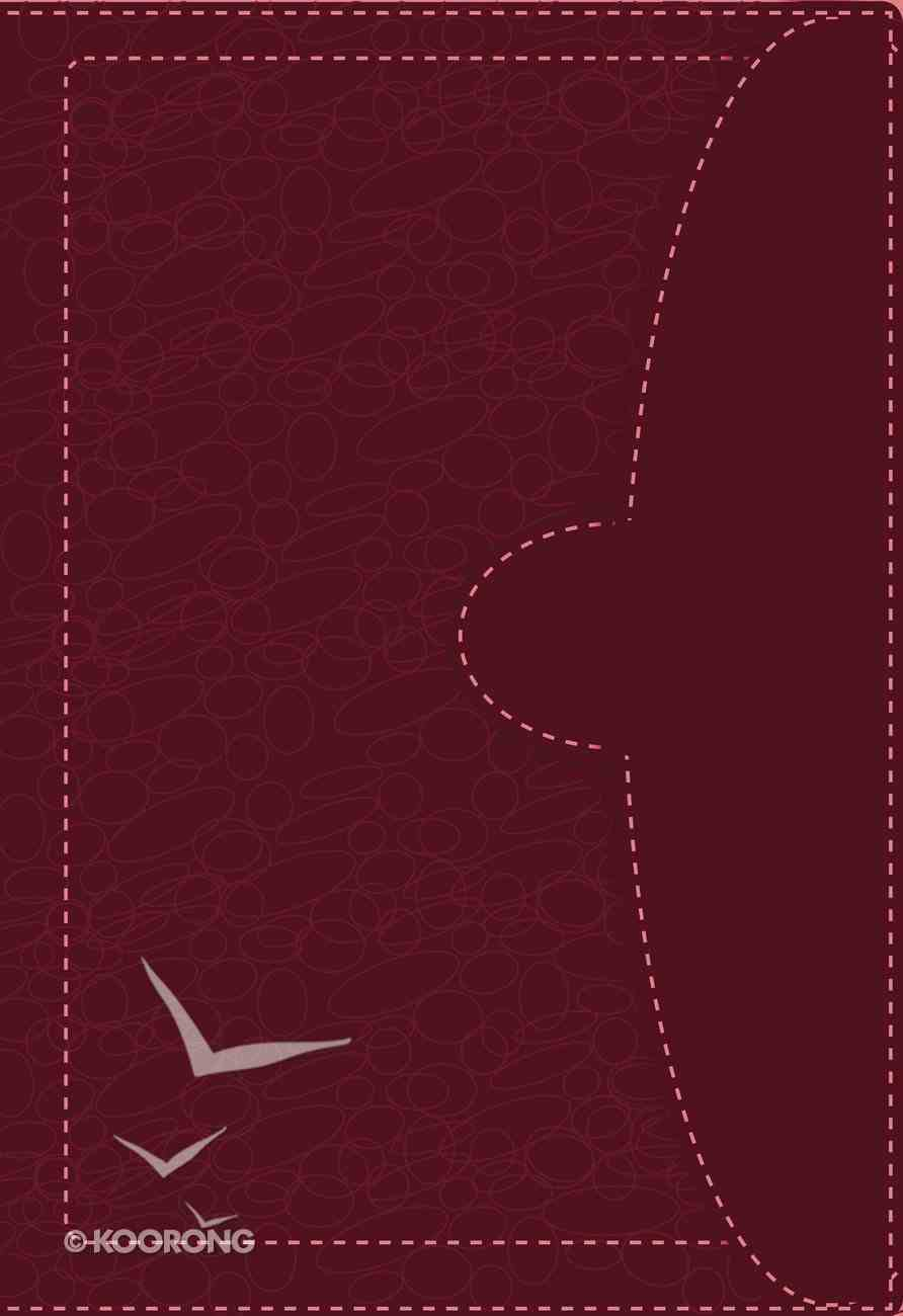 Nvi/Niv Biblia Bilingue Spanish Parallel Bible Imitation Leather