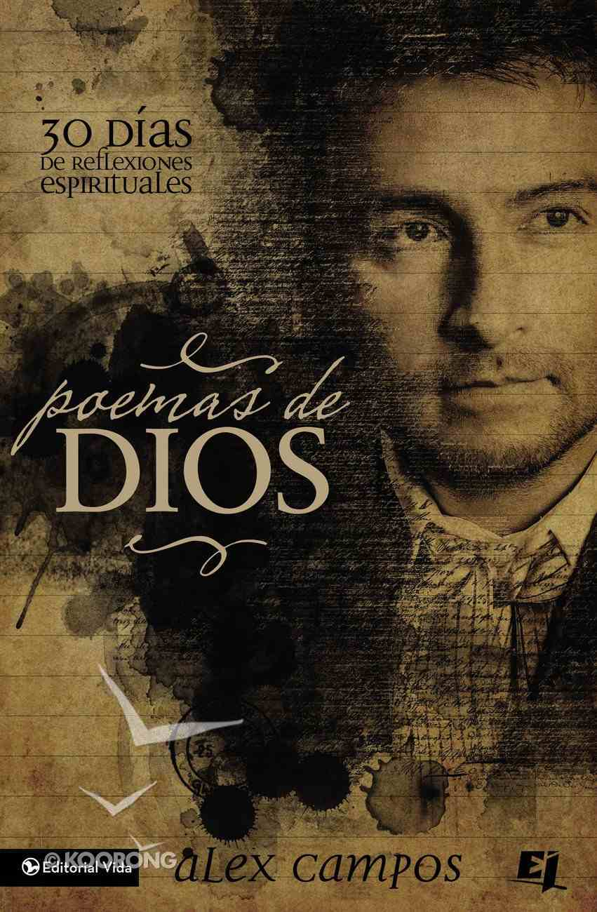 Poemas De Dios (God's Poems) Paperback