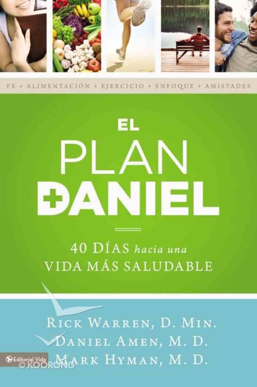 El Plan Daniel / the Daniel Plan Paperback