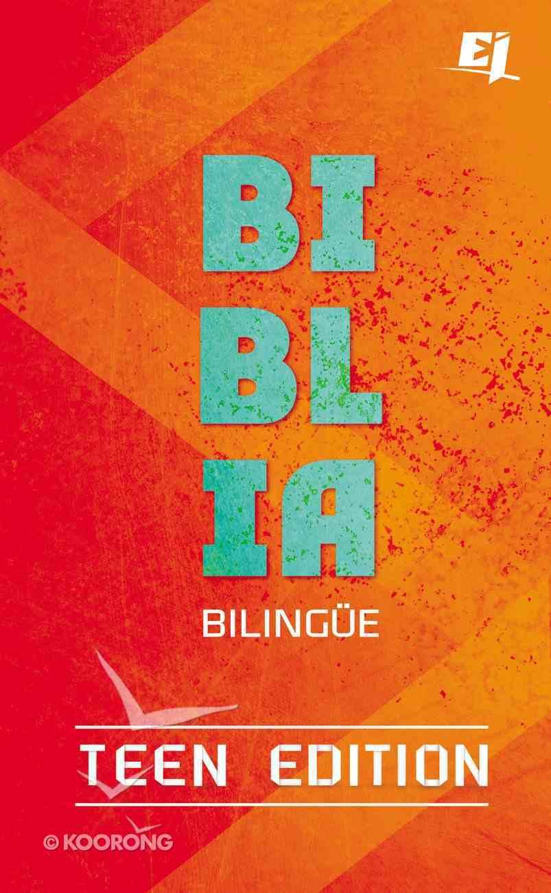 Nvi/Niv Biblia Bilingue (Biblingual Bible Teen Edition) Hardback