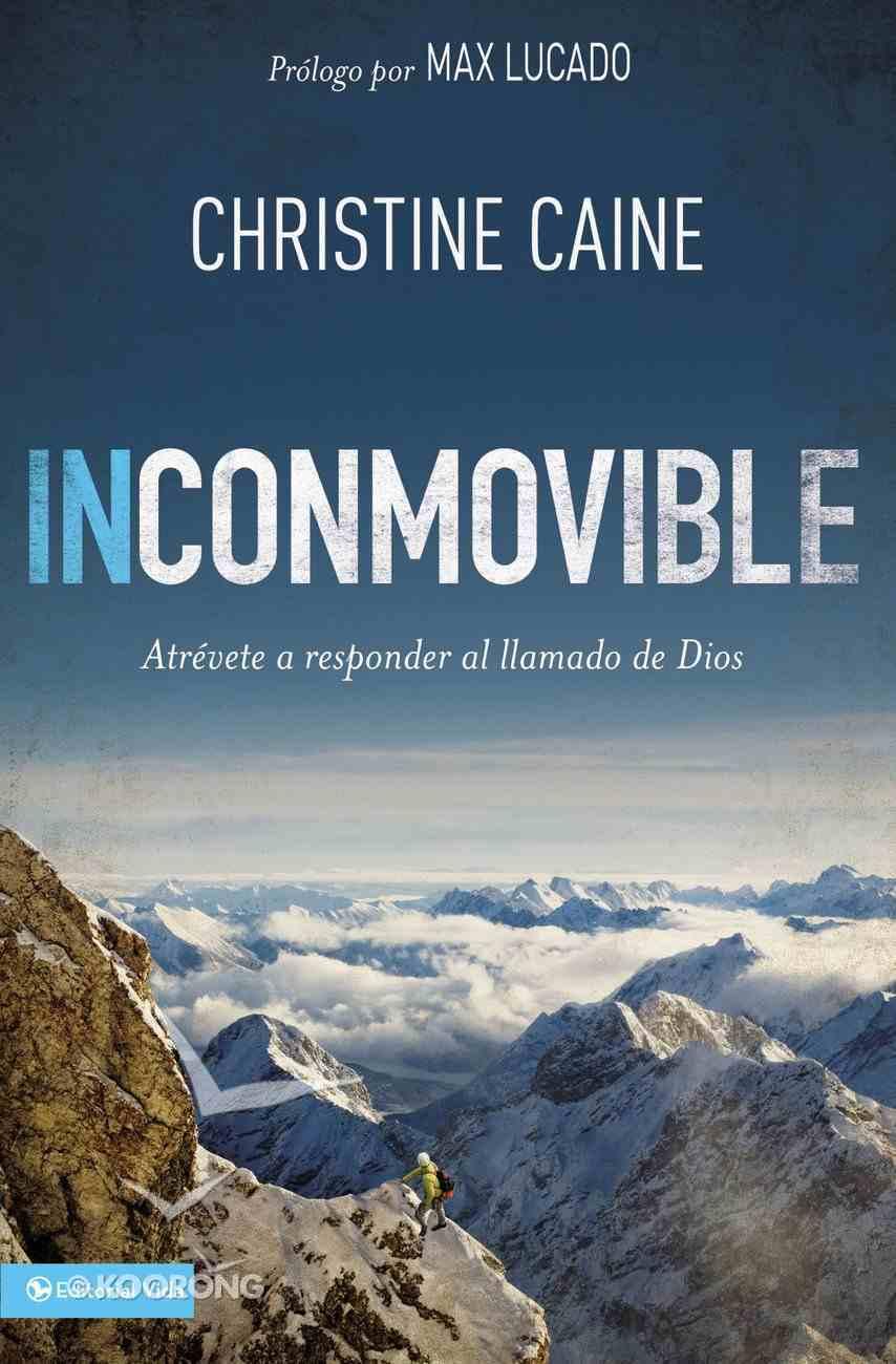 Inconmovible (Undaunted) Paperback