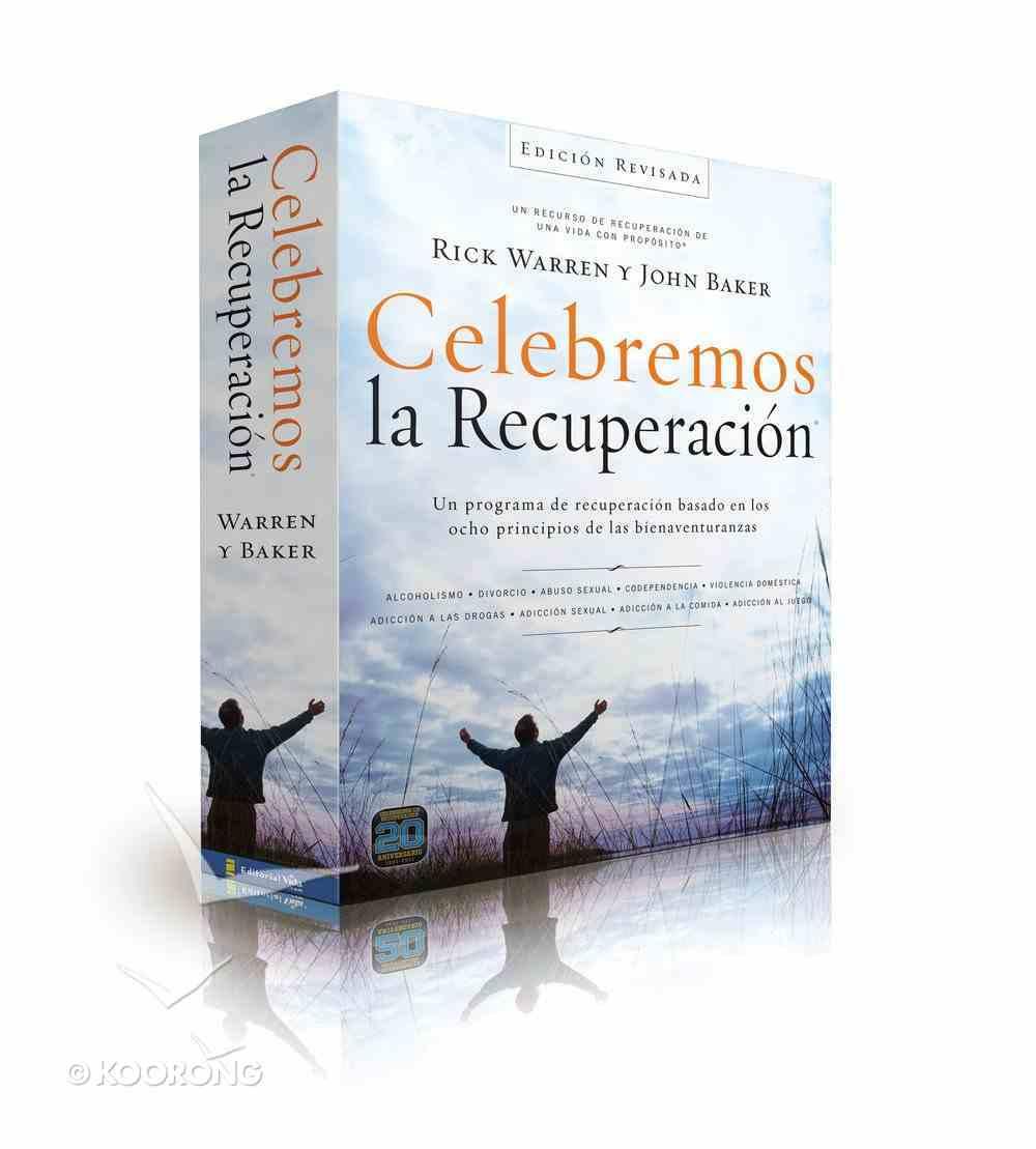Celebremos La Recuperacin Campaa Para La Iglesia - Nueva Edicin/ Kit (Celebrate Recovery Kit) Pack