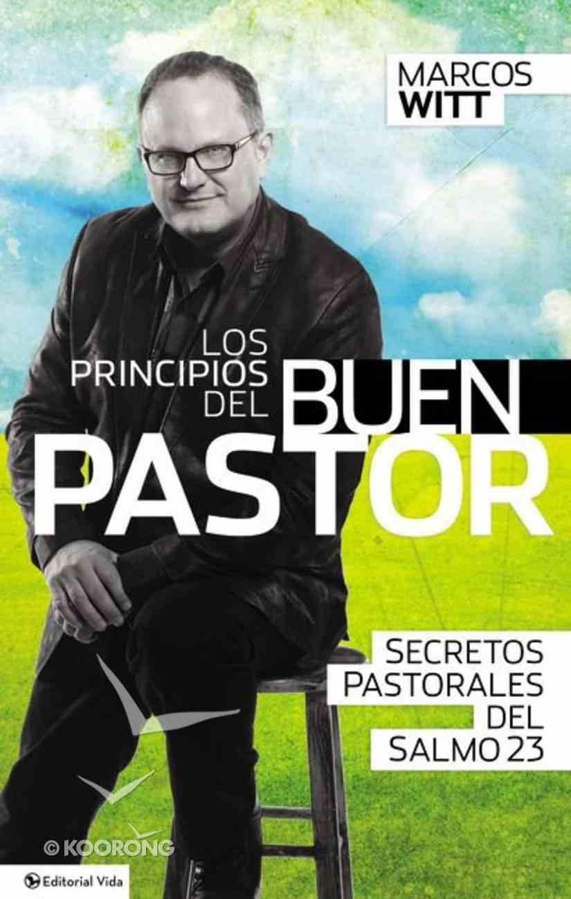 Los Principios Del Buen Pastor / Principles For the Good Shepherd Paperback