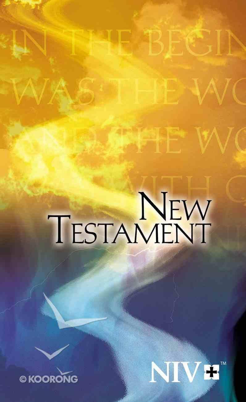 NIV Outreach New Testament Paperback