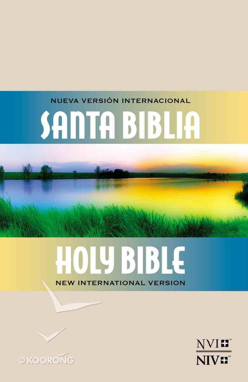 Nvi/Niv Biblia Bilingue (Bilingual Bible) Paperback