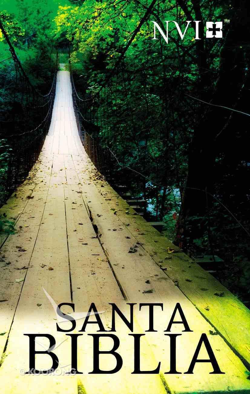 Nvi Santa Biblia/Nvi Outreach Bible Bridge Paperback