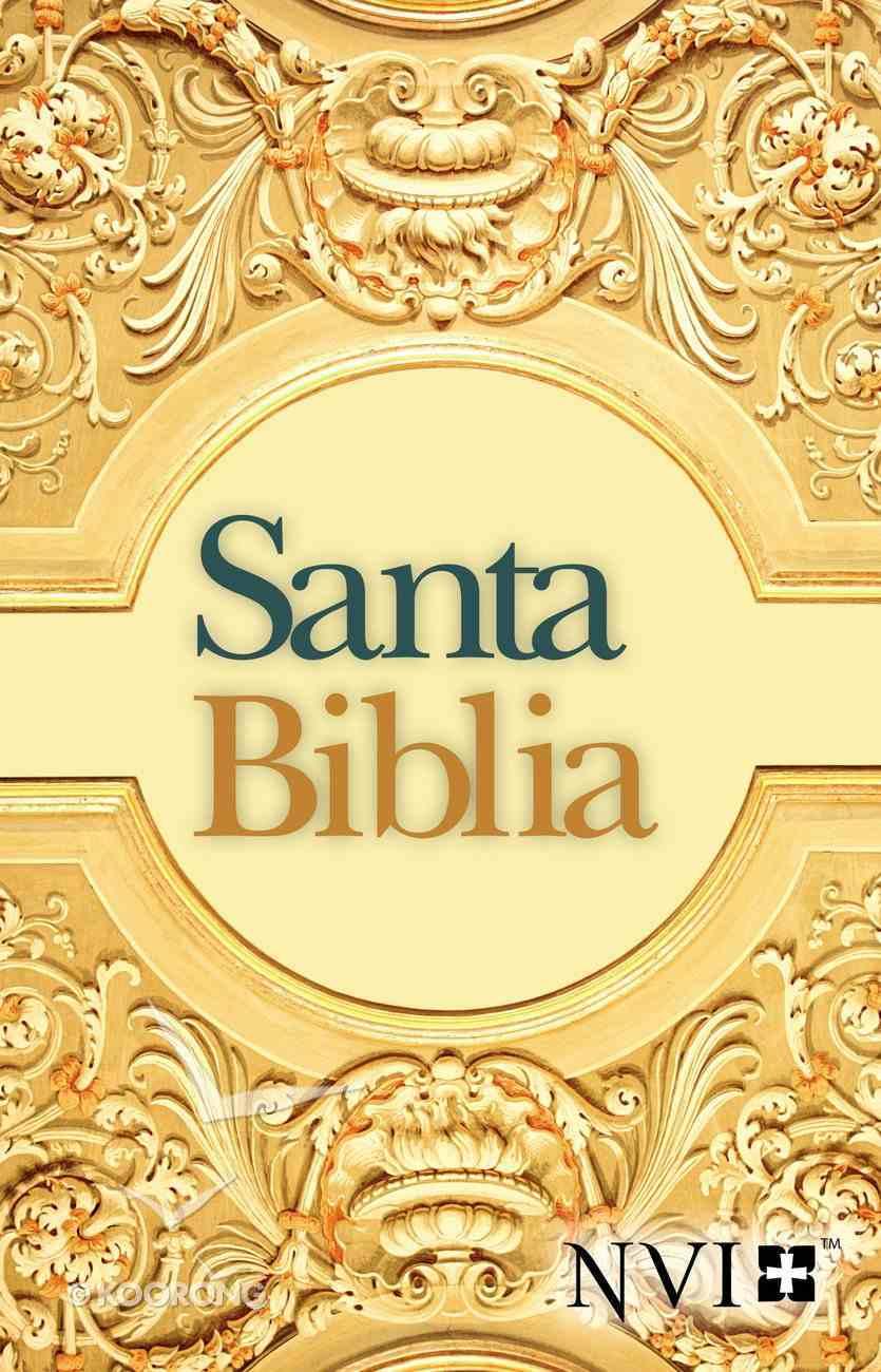 Nvi Biblia Evangelstica Paperback