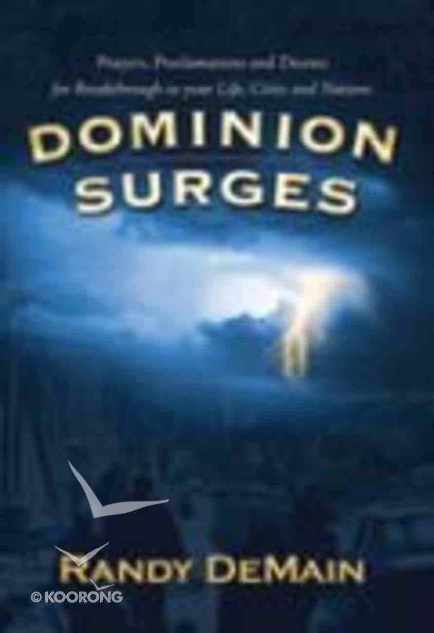 Dominion Surges Paperback