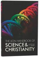The Lion Handbook of Science and Christianity Hardback