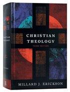 Christian Theology (3rd Edition) Hardback