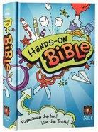 NLT Hands-On Bible (Black Letter Edition) Hardback